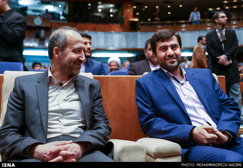 مراسم افتتاح رسمی شبکه اچ دی تهران