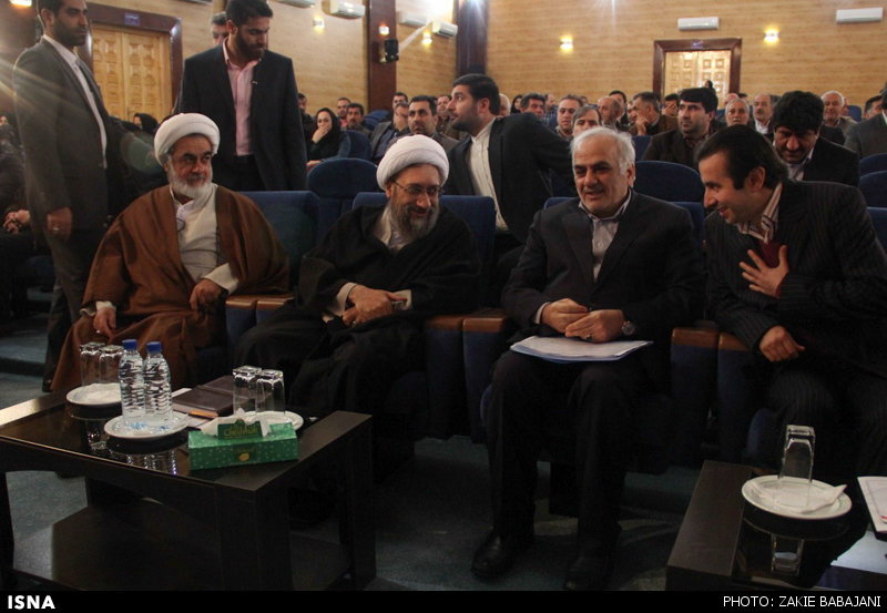 سفر رئیس قوه قضائیه به استان مازندران