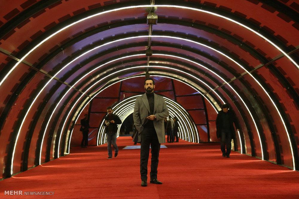 اولین روز سی و چهارمین جشنواره فیلم فجر