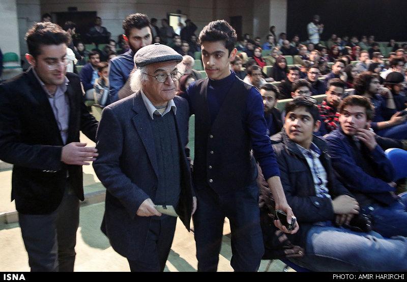 اختتامیه سیزدهمین جشنواره فیلم فجر در مشهد