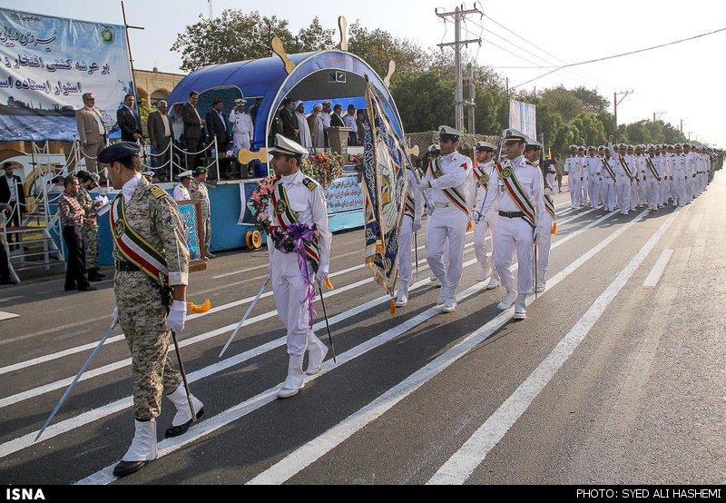مراسم رژه روز ارتش - استانها