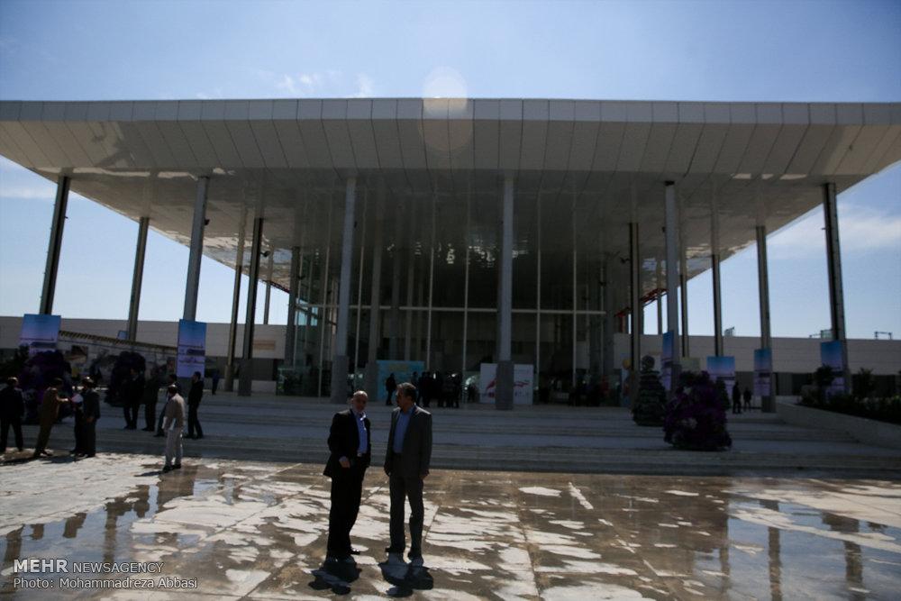 افتتاح ایستگاه مترو شهر آفتاب