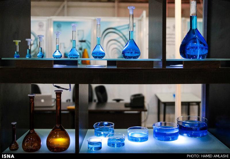 چهارمین نمایشگاه تجهیزات و مواد آزمایشگاهی ساخت ایران