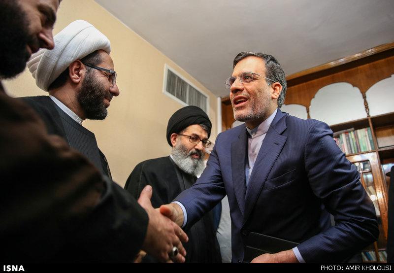 مراسم بزرگداشت ذوالفقار حزب الله لبنان در تهران