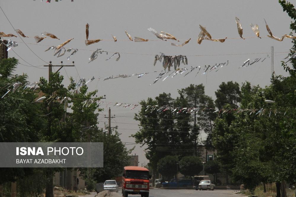 ادامه رکوردزنی ذرات معلق در هوای استانهای غربی و مرکزی