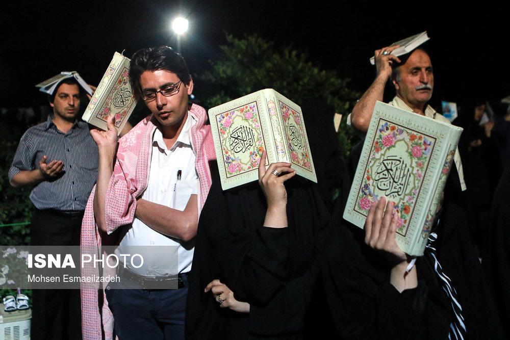 شب نوزدهم ماه مبارک رمضان  - مشهد