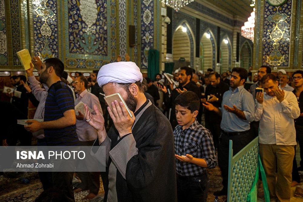 شب نوزدهم ماه مبارک رمضان - قم