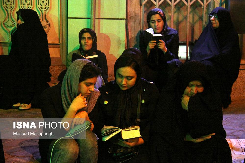 شب بیست و یکم ماه مبارک رمضان - استانها