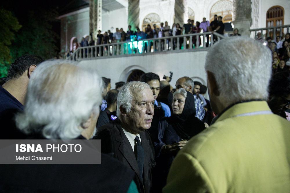 ادای احترام به عباس کیارستمی در موزه سینما