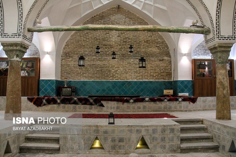 مجموعه تاریخی فرهنگی حمام گپ خرم آباد
