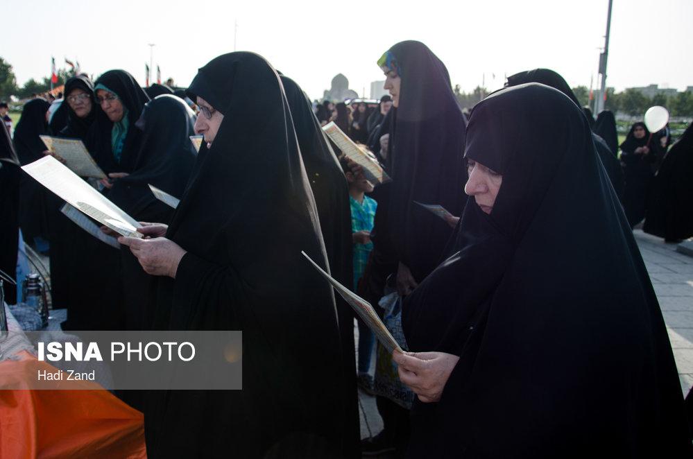 همایش هفته ملی عفاف و حجاب