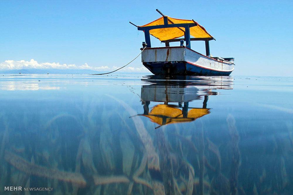 زیبایی های جزیره آتائورو
