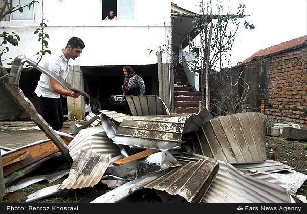 طوفان مازندران