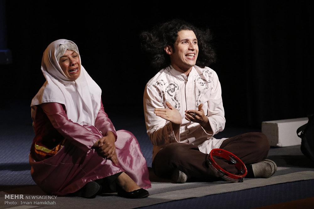 روز اول بیست و سومین جشنواره بین المللی تئاتر کودک و نوجوان