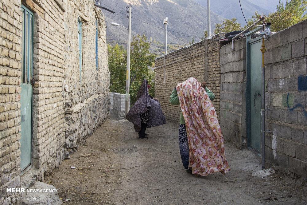 تصاویر زندگی در منطقه زیبای جلفا آذربایجان شرقی