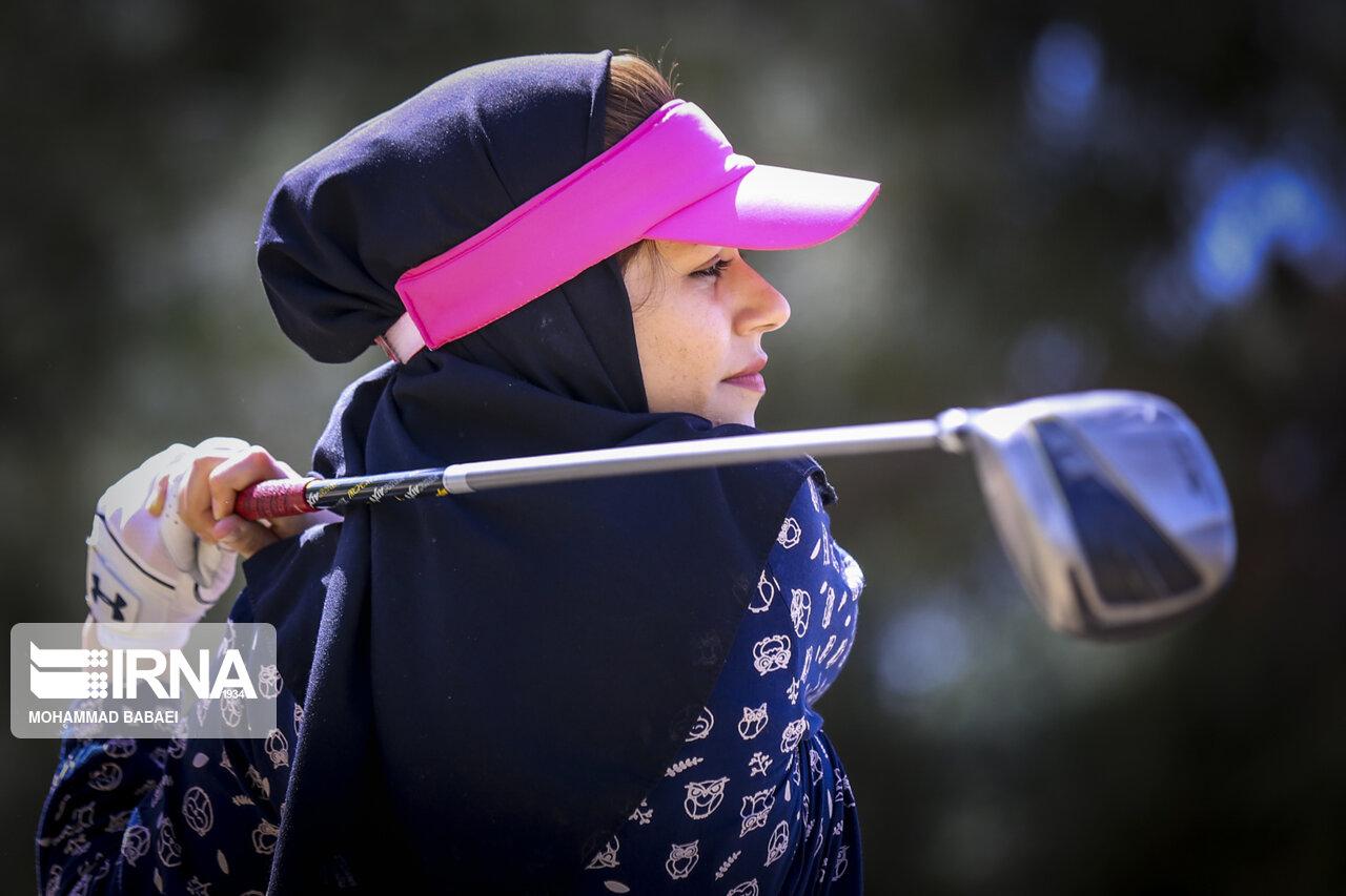 مسابقات گلف زنان ایران