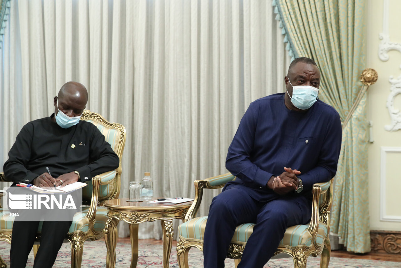 تصاویر دیدار مقامات خارجی با آیتالله رئیسی پیش از مراسم تحلیف