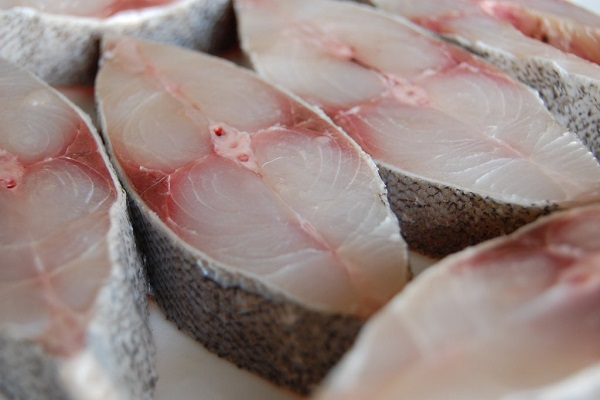 استیک ماهی باراکودا (چنگو)