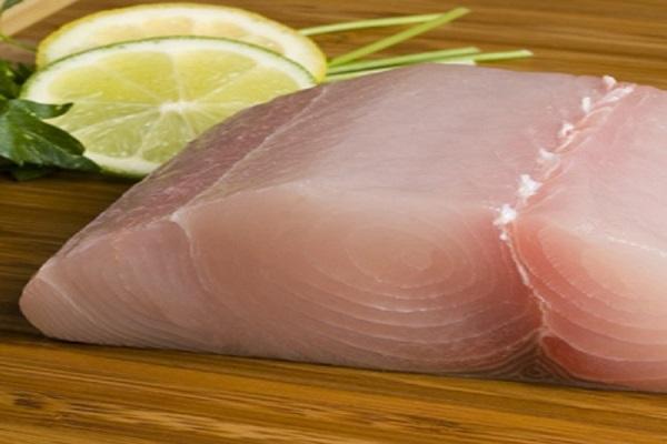 ماهی شیر فیله شده
