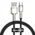 قیمت Baseus Cafule Series Metal Data Cable USB to Type-C 40W CATJK-B01