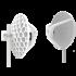 قیمت رادیو وایرلس Wireless Wire Dish میکروتیک RBLHGG-60adkit