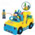 قیمت huile toys truck with electric drill