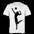 قیمت تی شرت سفید طرح فانتزی 2