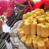 طرز تهیه شیرینی آرد نخودچی ساده و خوشمزه مخصوص عید نوروز