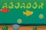 بازی ماهی و ستاره های دریایی