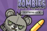 بازی مسلسل  و خرس های زامبی