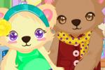 بازی بچه خرس