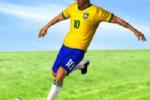 بازی فوتبالیست دونده