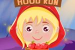بازی Red Riding Hood Run