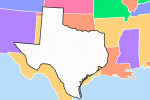 بازی آزمون نقشه آمریکا