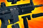 بازی اسلحه های دست ساز