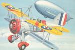 بازی جورچین هواپیماها