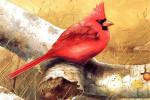 بازی جورچین نقاشی پرنده ها