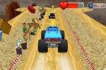 بازی مسابقه با کامیون ها