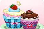 بازی کاپ کیک های خوشمزه