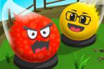 بازی مسابقه توپ ها