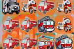 بازی پازل کامیون های اورژانسی