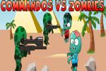 بازی آنلاین جنگ با زامبی ها