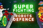 بازی آنلاین ربات های دفاعی مبارز