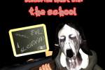 بازی اسلندرمن در مدرسه