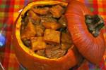 طرز تهیه خورشت کدو حلوایی با طعمی دوست داشتنی