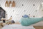 آلبوم کاغذ دیواری اتاق کودک در طرح های جدید دخترانه و پسرانه
