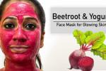 ماسک لبو : فواید معجزه آسا ماسک چغندر برای سلامت و زیبایی پوست