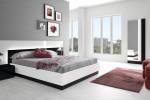 دکوراسیون اتاق خواب قرمز با 20 طراحی شیک و متفاوت