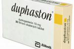 اطلاعات دارویی کامل در رابطه با قرص دوفاستون