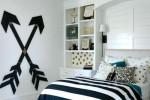 دکوراسیون اتاق خواب پسر برای خانه های آپارتمانی کوچک و بزرگ